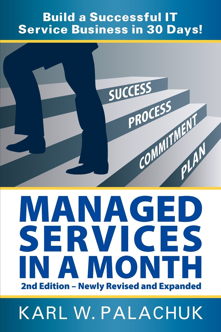 Managed Services in a Month - 2nd ed.