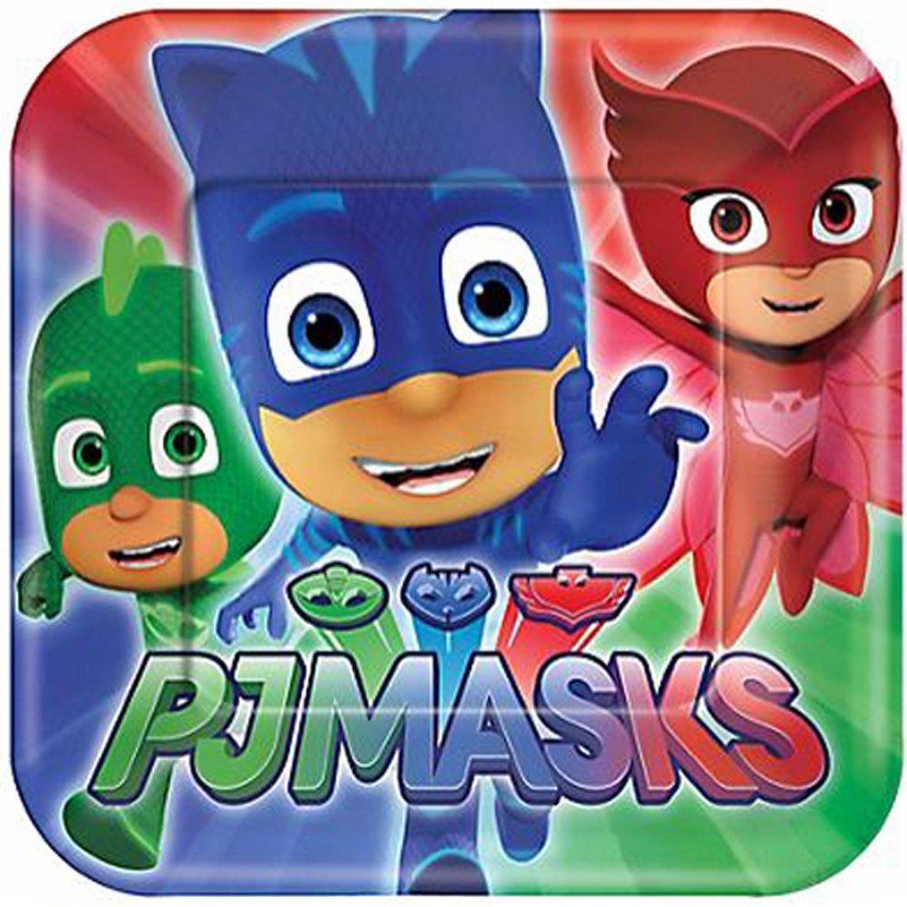 Amazon.com: We Got It Shop PJ Mask Party Supplies and Balloon Bundle: Toys & Games