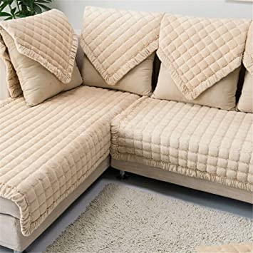 Amazon.com: OstepDecor Multi-size Pet Dog Couch Rectangular Winter ... : quilted furniture protectors - Adamdwight.com