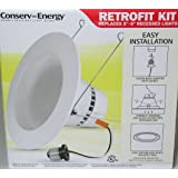 Feit 120W equivelant 1250 Lumens LED Retrofit KIT Dimmable