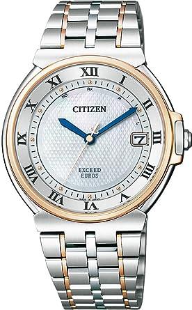 e6e0f6eef6 [シチズン]CITIZEN 腕時計 EXCEED エクシード Eco-Drive エコ・ドライブ 電波時計 35
