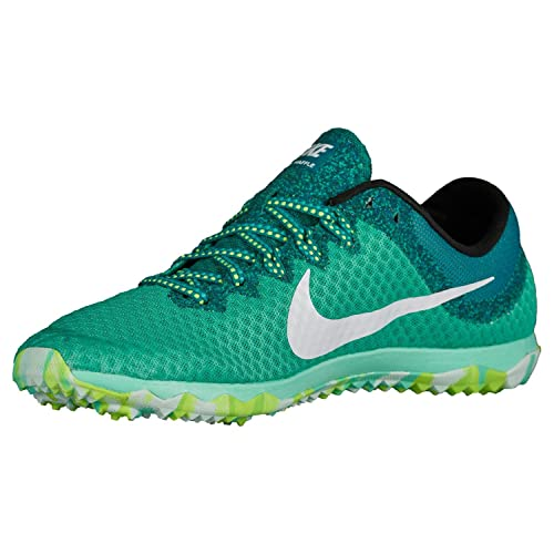 27568bf11d3 Nike Zoom Rival Waffle Womens Running Shoes Clear Jade 9 US Womens Clear  Jade White