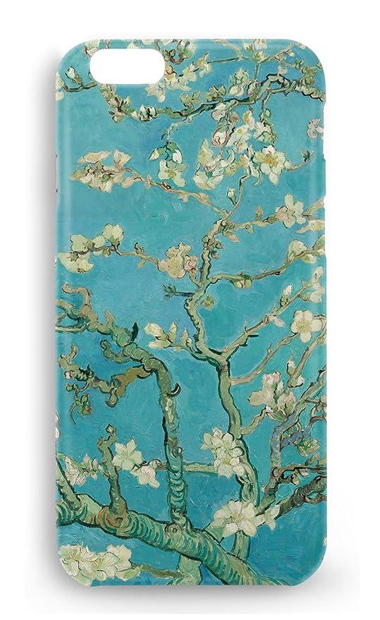 Funda Carcasa Van Gogh para Xiaomi Mi A1 plástico rígido