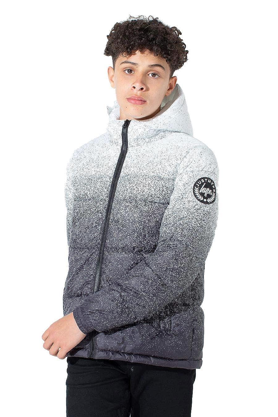 hype Speckle Fade Kids Puffer Jacket