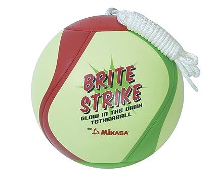 Mikasa Brite Strike - Balón de fútbol: Amazon.es: Oficina y papelería