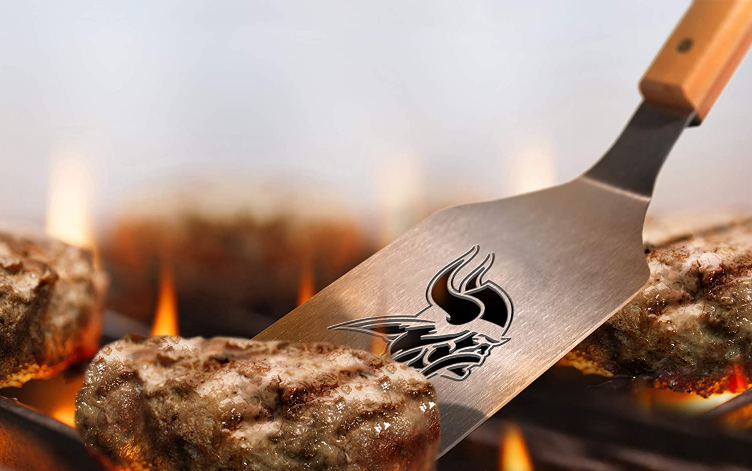 Sportula Products Chicago Bears Stainless Steel Grilling Spatula