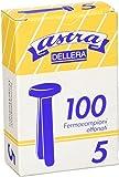 Leone dell'Era 224284 Fermacampioni da 25 mm, Confezione da 100 Pezzi