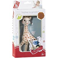 Sophie la girafe Baby Teething Toy - Fresh Touch Gift Box
