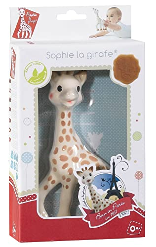 Sophie The Giraffe in Fresh Touch Gift Box