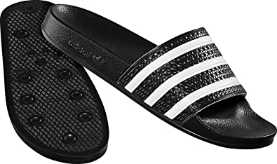 adidas Originals Adilette Sandals 9.5 B(M) US Women/8.5 D(M
