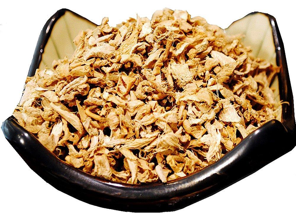 Ginger - Chinese Tea - Herbal - Decaffeinated - Tea - Loose Tea - Loose Leaf Tea - 8oz
