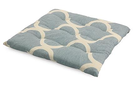 Galileo casa home set cuscini azzurro polvere cotone
