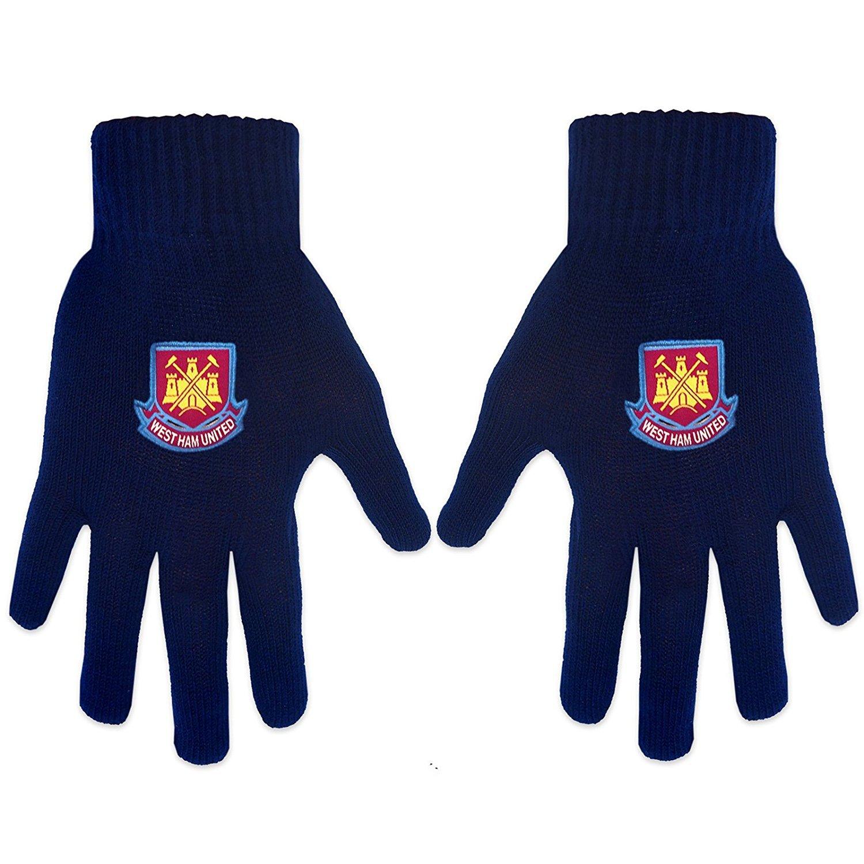 varios equipos a elegir Infantil Guantes de punto Official Football Merchandise Junior Size//Barcelona Football Club
