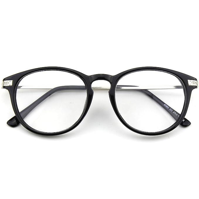 Gafas vintaje negras de gran calidad. Opción de mas colores.