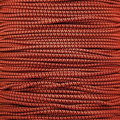 """Paracord Planet 1/8"""" Shock Cord in Various Colors - Choose from 10, 25, 50, and 100 Feet, Made in USA"""