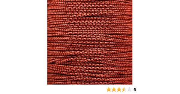 "5//8 3//8 PARACORD PLANET Elastic Bungee Nylon Shock Cord 2.5mm 1//32 1//4 1//8/"" 1//2 inch Crafting Stretch String 10 25 50 /& 100 Foot Lengths Made in USA 5//16 3//16 1//16"