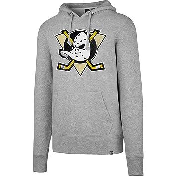 wholesale dealer 42701 ce5e4 47 Brand Anaheim Ducks Knockaround Hoodie NHL Sweatshirt ...