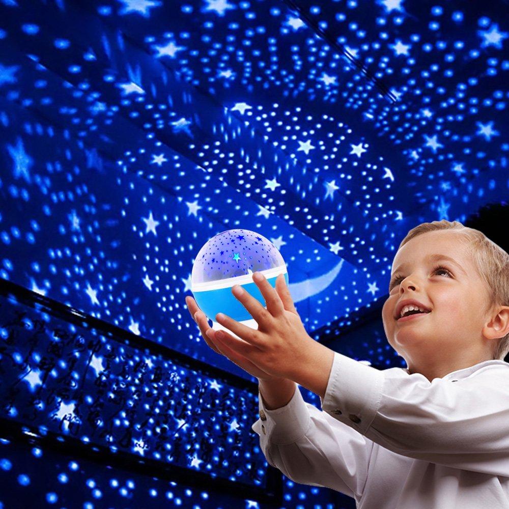 3-12 Jahre alte Mädchen Geschenke, CYMY Nachtbeleuchtung für Kinder ...