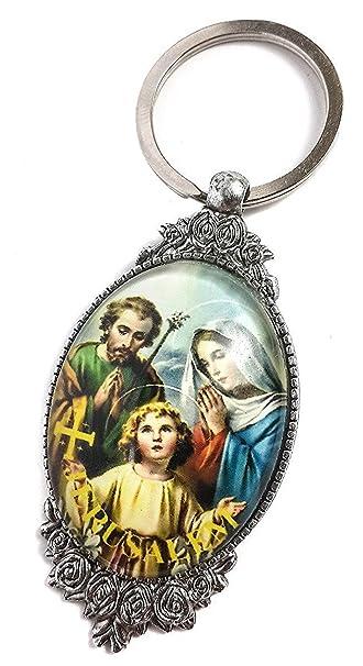 Schlüsselanhänger Heilige Familie