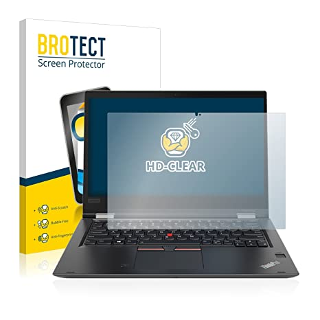 BROTECT Protector Pantalla Compatible con Lenovo ThinkPad ...