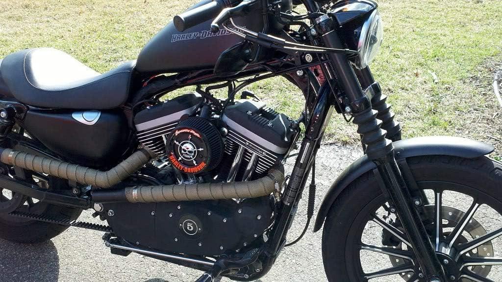 Kit Sollevamento Serbatoio Benzina Harley Davidson Sportster XL Iron Nightster