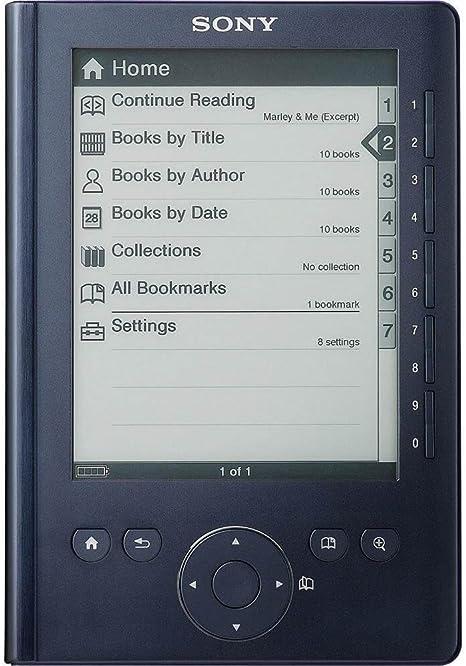 Sony PRS-300 eBook: Amazon.es: Electrónica
