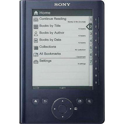 amazon com sony prs 300bc reader pocket edition blue e book rh amazon com Sony Tablet Sony eReader PRS-300