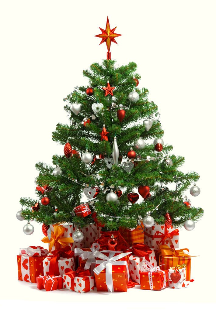 Happy E-life 24Pk Cute Six Kinds Of Shapes Christmas Decoration Ornaments Bronze (Gift Packs 1)