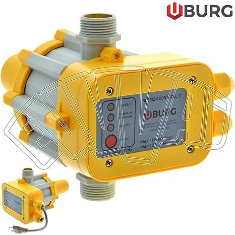 Press Control Professionale Regolatore Pressione Pompa Autoclave