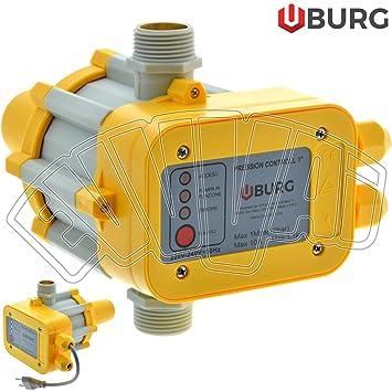 Berühmt Press Control Profi Regler Druck Pumpe Hauswasserwerk &SC_56