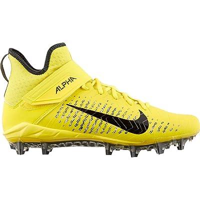 Nike Men's Alpha Menace Pro 2 Mid Football Cleat | Football