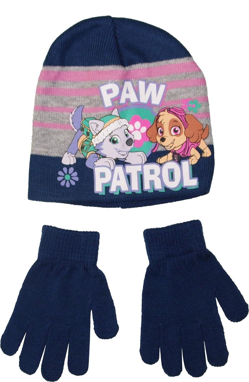 Nickelodeon Paw Patrol Kids Hat and Gloves Set