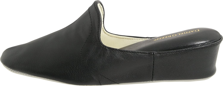 Daniel Green Glamour  Casual   Slippers Womens Black