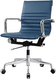 MEELANO -N Office Chair, One Size, Slate