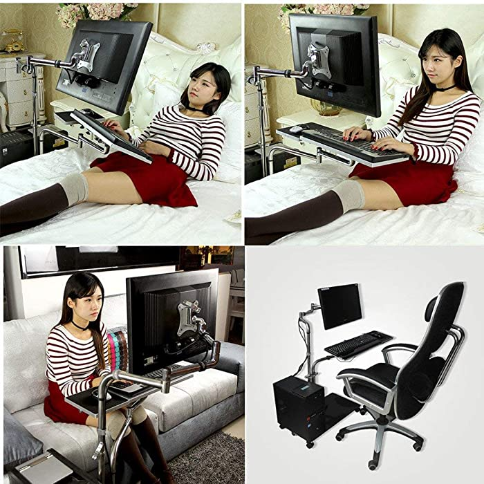 Top 9 Monitor Mount Computer Desk Workstation Home