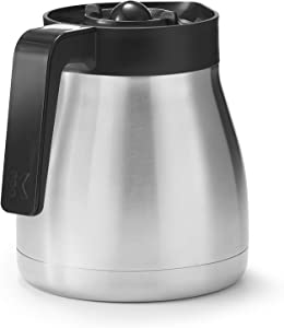 Keurig 5000351187 K-Duo Plus Stainless Steel Carafe, Regular, Silver