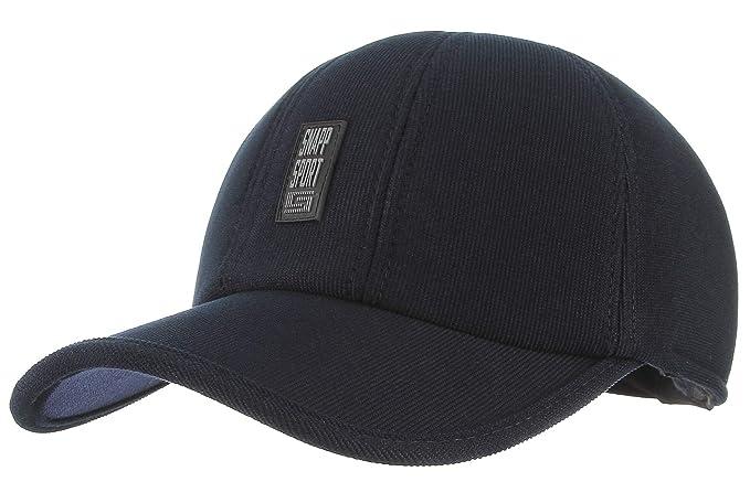 GEMVIE Uomo Cappello Visiera Velluto a Coste Cappellino da Baseball  Berretto Velluto Paraorecchie Blu  Amazon.it  Abbigliamento 047a85768c78