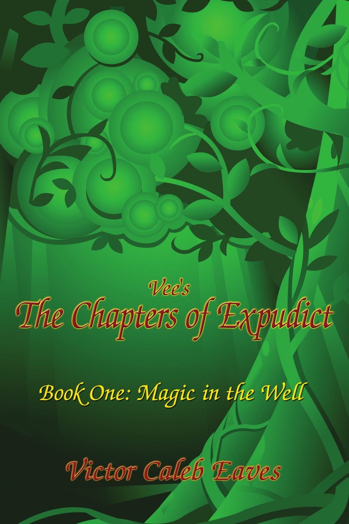 Read Online Vee's The Chapters of Expudict: Book One: Magic in the Well ebook