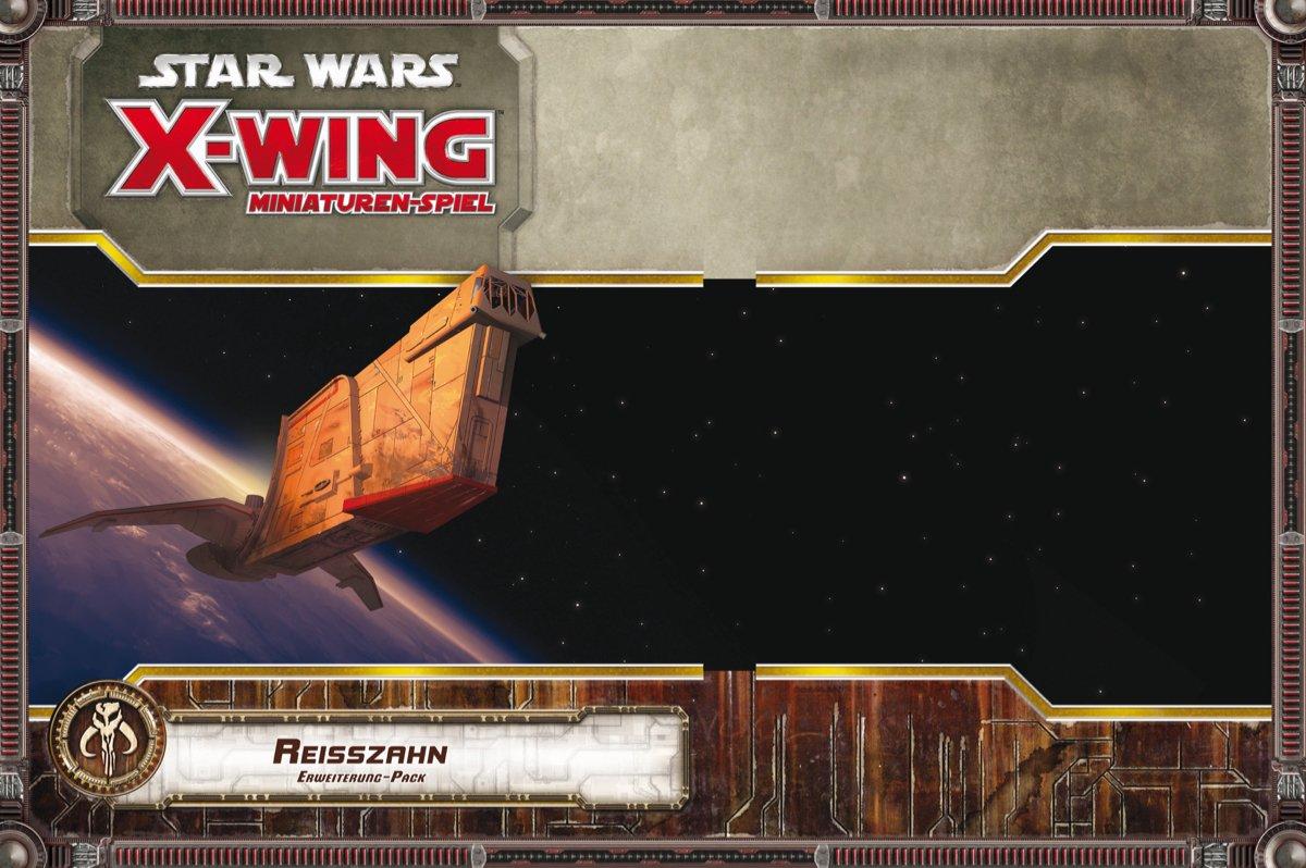 Fantasy Flight Games FFGD4017 Star Wars  X-Wing-Reisszahn Spiel B014FFTBKU Tabletop Spiele Sofortige Lieferung       Economy