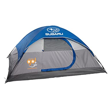 Subaru Logo Coleman Go Go 2 Person Dome Backpacking Tent New NWT Blue 5x7 New  sc 1 st  Amazon.com & Amazon.com: Subaru Logo Coleman Go Go 2 Person Dome Backpacking ...