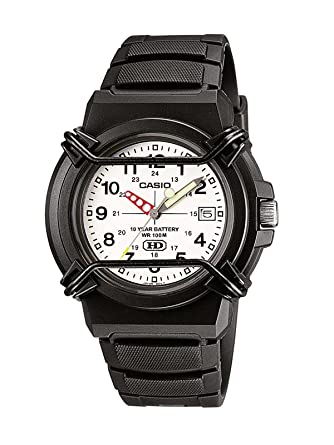 8492ce6064c9 Casio Collection Men s Watch HDA-600B-7BVEF  Amazon.co.uk  Watches