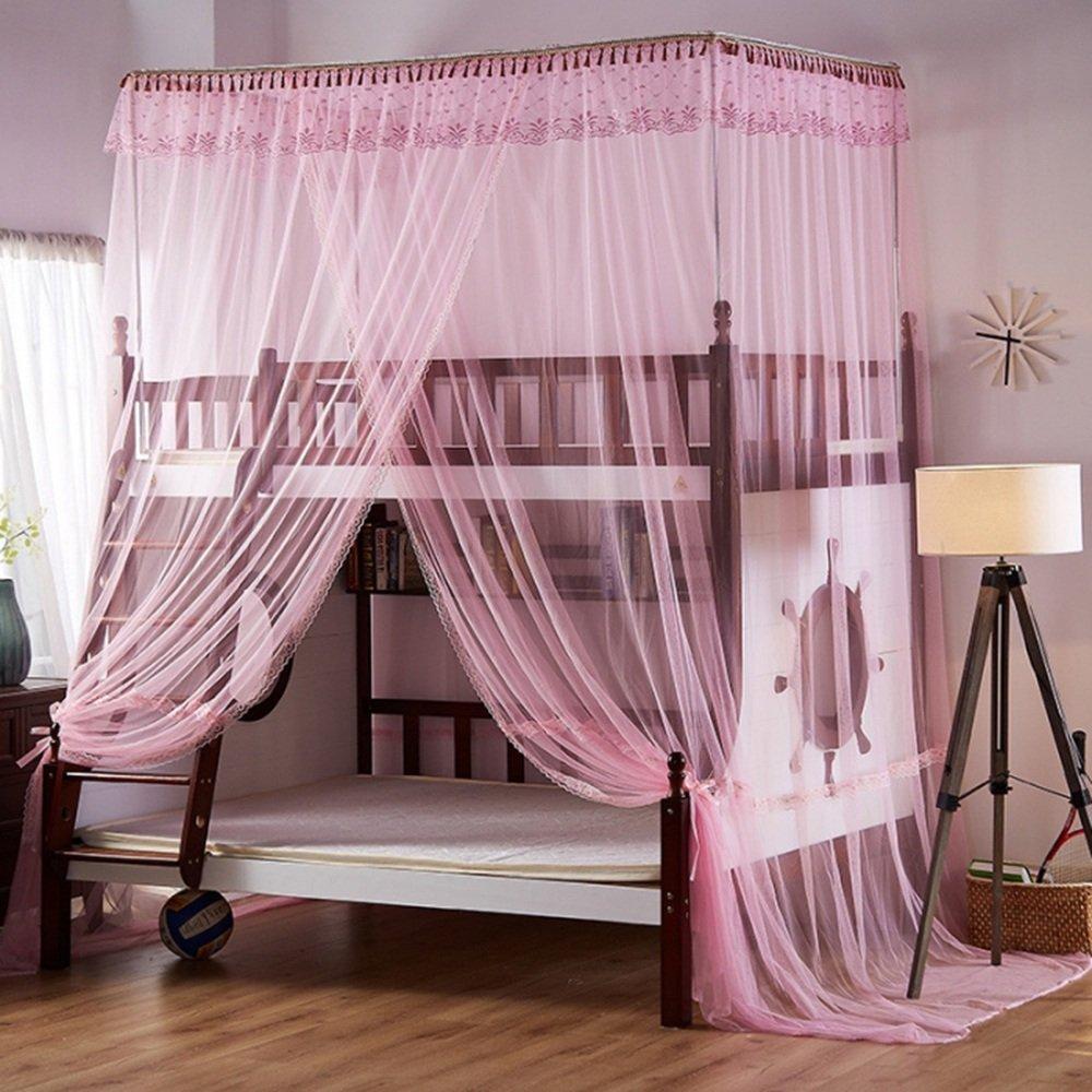 QFFL wenzhang Kinder Moskitonetze Etagenbett Moskitonetze Kinder hohe und niedrige Bett Moskitonetze Anti-Moskito im Sommer