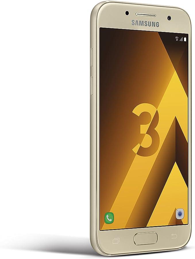Samsung Galaxy A3 2017 Smartphone Portable débloqué 4G (Ecran: 4,7 ...