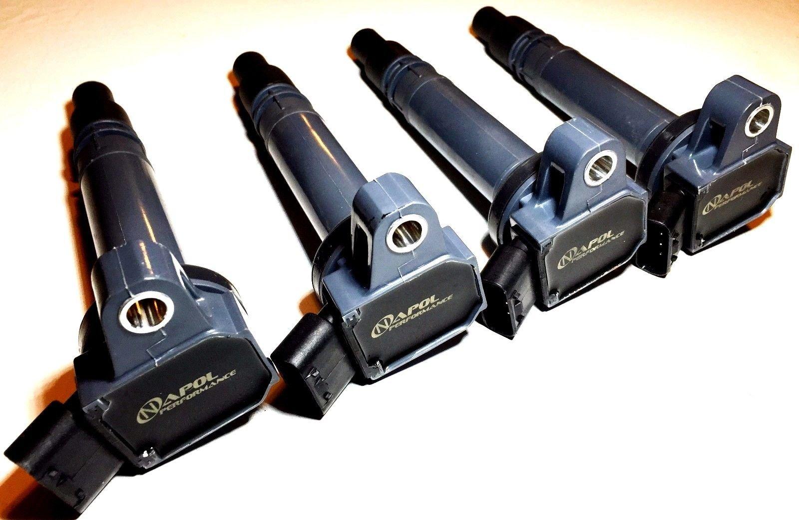 Napol Performance Parts 00-06 IGNITION COIL PACKS TOYOTA PONTIAC 1.8L COROLLA CELICA MATRIX VIBE UF-314