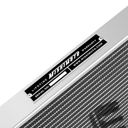 Mimoto mmrad-rx8ÃÂ -ÃÂ 04ÃÂ rendimiento Radiador de aluminio Manual: Amazon.es: Coche y moto