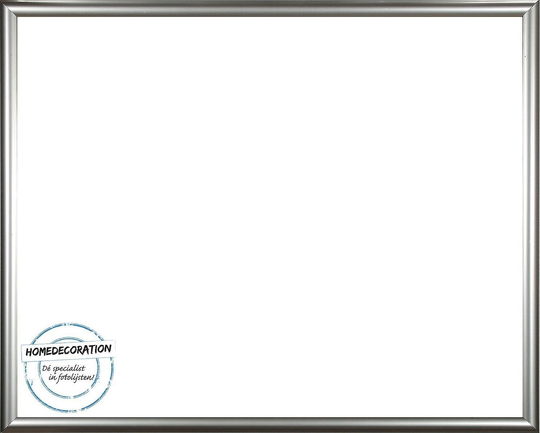 Rotterdam Bilderrahmen Farbe Silber Posterrahmen 36 x 48 cm f Puzzle ...
