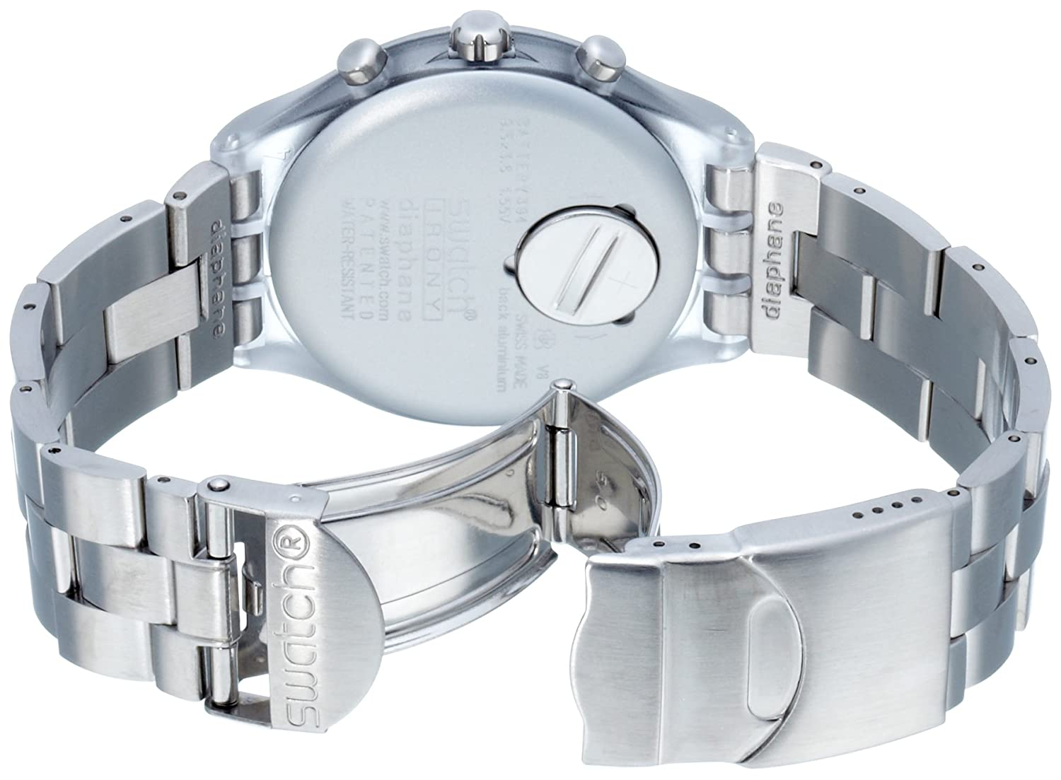 Blooded Core Full Silver Collection Svck4038g Swatch MUzqGSVp