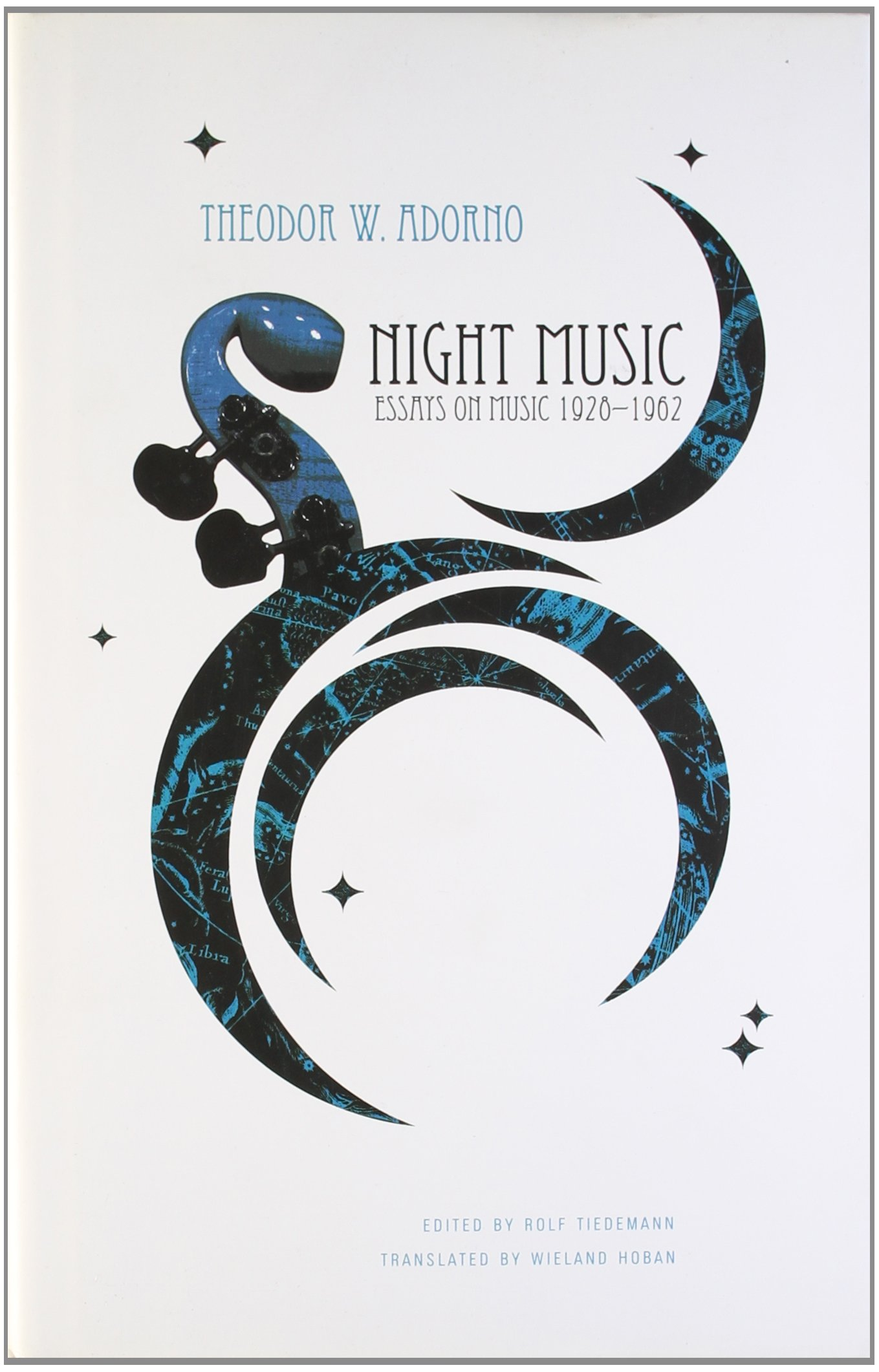 night music essays on music the german list theodor  night music essays on music 1928 1962 the german list theodor w adorno wieland hoban 9781906497217 amazon com books