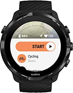 Amazon.com : Suunto 7 GPS Sport Smartwatch with Wear OS by ...