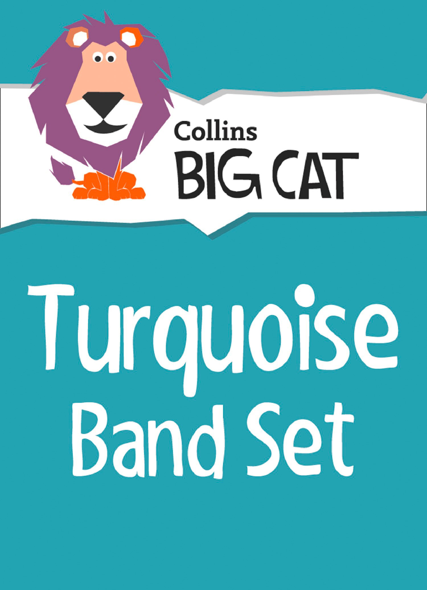 Download Turquoise Starter Set: Band 07/Turquoise (Collins Big Cat Sets) pdf epub